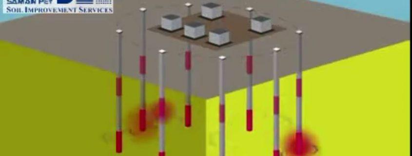 روش انفجاری بهسازی خاک در یک پروژه تحقیقاتی