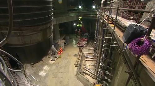 کاربرد روش انجمادی بهسازی خاک در مترو خط C شهر رم